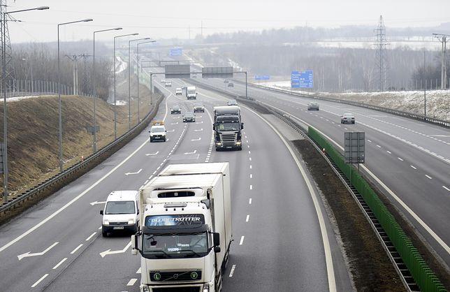 Autostrada A2 - droższe przejazdy dla kierowców samochodów ciężarowych.