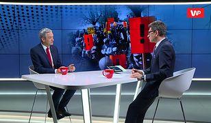 Robert Biedroń dosadnie o posunięciu rządu: mogą od razu zaliczyć wszystkim matury