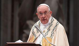 Papież: Cóż znaczy zyskać cały świat, skoro jesteśmy przeżarci wewnątrz?