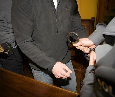 Adam G. czeka na proces w areszcie, Adam S. ma dozór policyjny