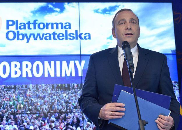 """PO nie przyłączy się do koalicji """"Wolność, Równość, Demokracja"""""""