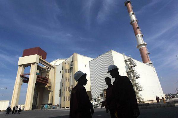 Buszehr - pierwsza elektrownia atomowa Iranu