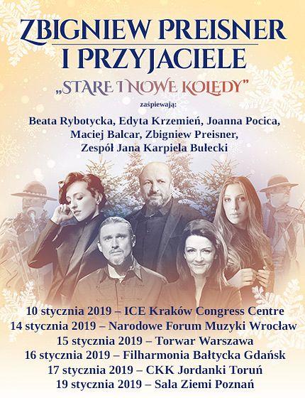 Zbigniew Preisner: Najpiękniejsza współczesna kolęda budzi wielkie emocje!