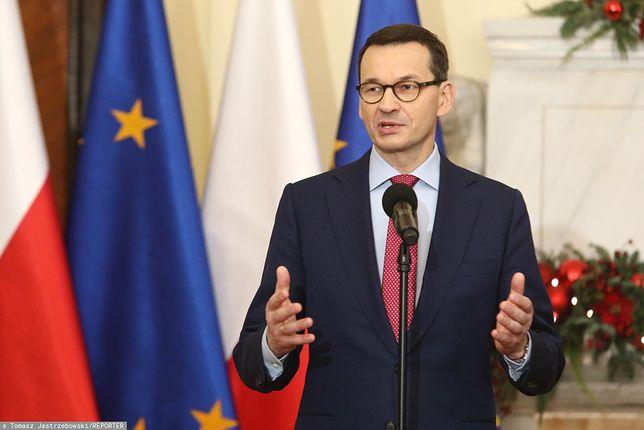 Premier Mateusz Morawiecki odpowiedział prezydentowi Rosji Władimirowi Putinowi