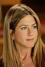 Jennifer Aniston na ślubnym kobiercu z George'em Clooneyem