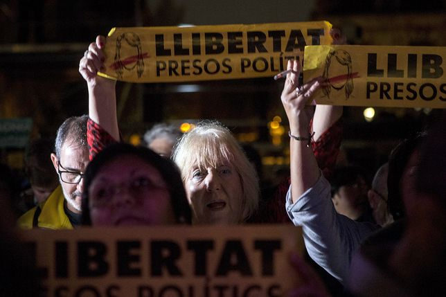 Katalonia chce niepodległości