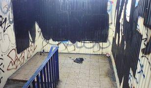 Strażnicy ujęli wandali malujących po ścianach dworca