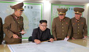 """Kim Dzong Un ostrzega Trumpa. """"Koniec marzeń"""""""