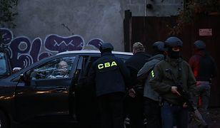 Akcja CBA w klubie nocnym w centrum Warszawy. Widowiskowa operacja