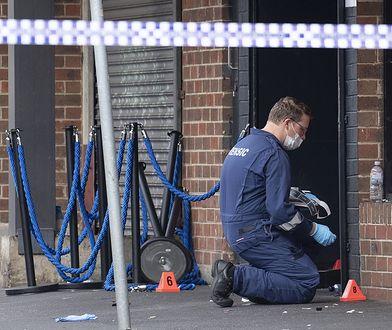 Australia. Strzelanina przed nocnym klubem. Jest ofiara
