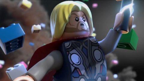 Marvelowy nerdgasm - 30 sekund i znów jaram się LEGO: Marvel Super Heroes
