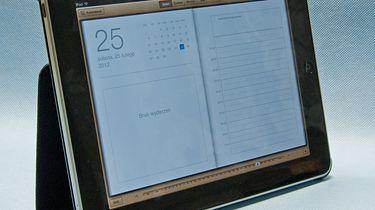 iPady w Sejmie ;) - Kalendarz dla Posla?