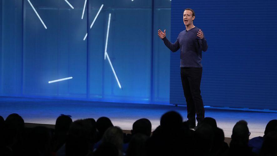 Mark Zuckerberg poinformował o planach na najbliższe miesiące, fot. Getty Images