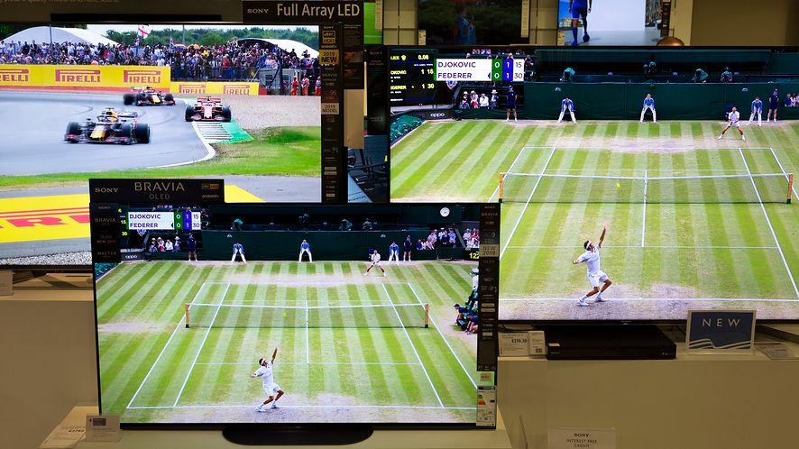 Sony aktualizuje Androida TV w swoich telewizorach, fot. Getty Images