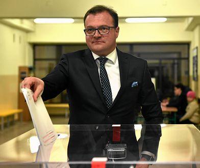 Wpis nt. Radosława Witkowskiego pojawił się w mediach społecznościowych