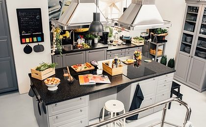 """""""Kuchnia Spotkań"""" Ikea. Szwedzka sieć uruchomiła lokal w centrum Warszawy"""
