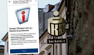 Oszustwa internetowe. PKO BP ostrzega klientów przed fałszywymi SMS-ami