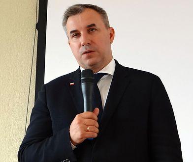 Wojciech Sumliński został zatrzymany na lotnisku w Londynie