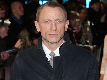 Daniel Craig zajadał się dla roli