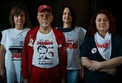 Monika, Piotr, Agata, Ewa. Cztery twarze protestu głodowego nauczycieli