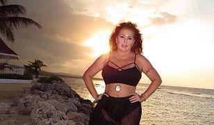 Marta Grycan eksponuje wdzięki w bikini!