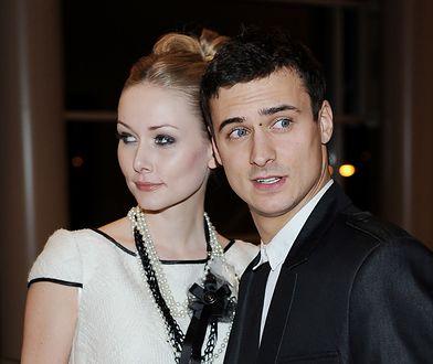 Mateusz Damięcki i Patrycja Krogulska byli małżeństwem 9 miesięcy