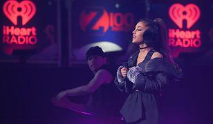 Ariana Grande wspiera ofiary zamachów terrorystycznych