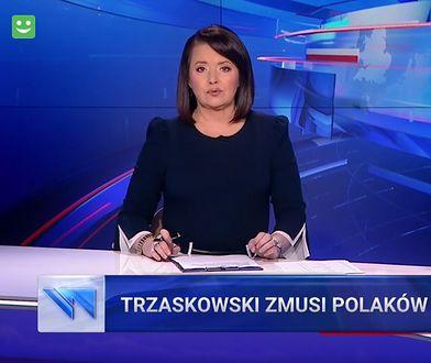 """""""Wiadomości"""" straszą Trzaskowskim i Hołownią. """"Odbiorą 500+"""""""
