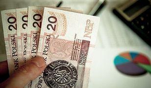 Lepsze od prognoz dane z polskiej gospodarki umocniły złotego