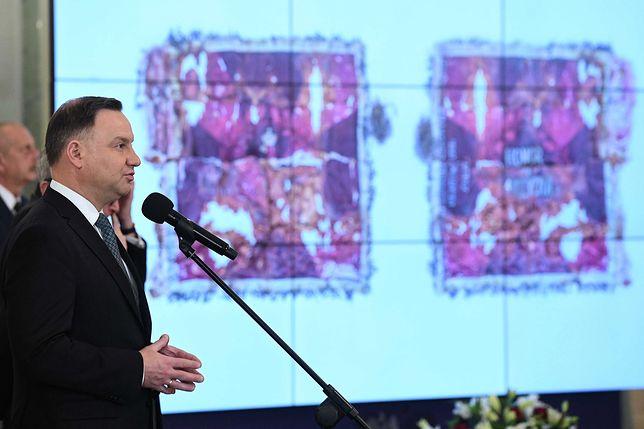Andrzej Duda spotkał się z RPO