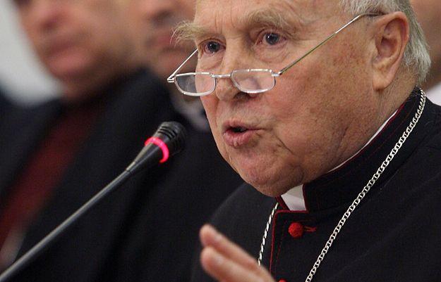 Zmarł abp Tadeusz Gocłowski