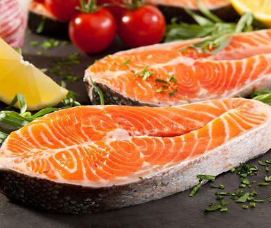 Morskie ryby zawierają cenne dla naszego zdrowia składniki odżywcze i minerały.