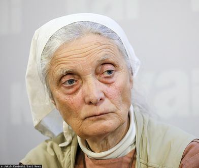 Kościół w czasie pandemii. Siostra Chmielewska zabrała głos