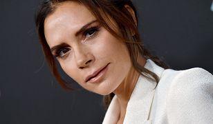 Victoria Beckham pokazała się bez makijażu