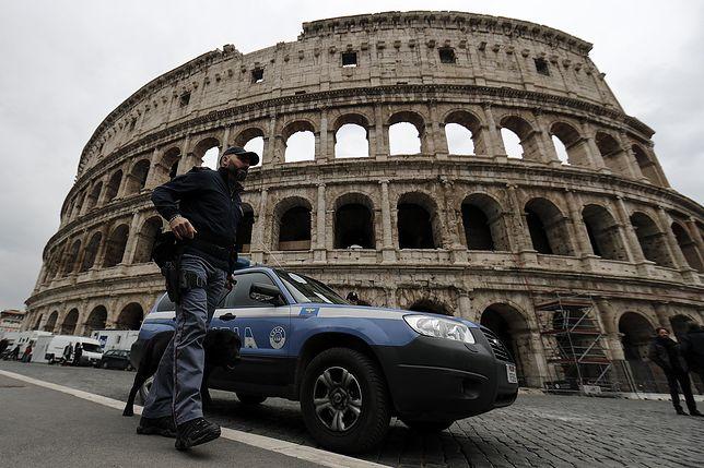Policjanci w Rzymie szukali podejrzanego Syryjczyka