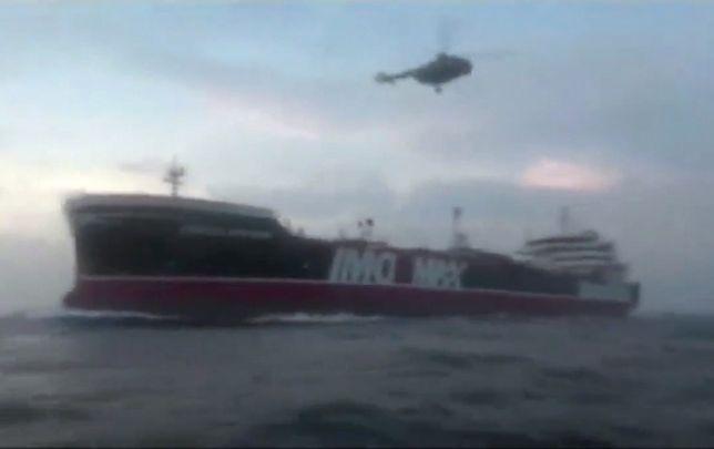 Tankowiec Stena Impero został przejęty przez Irańczyków w piątek
