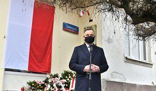 """Żołnierze Wyklęci. Andrzej Duda: """"Pamięć o Bohaterach musi trwać"""""""