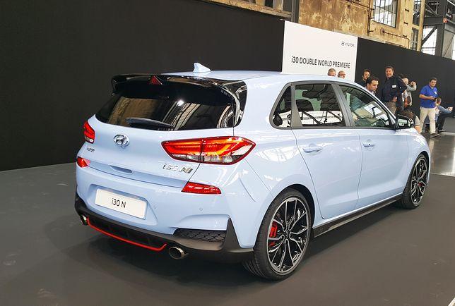 Hyundai i30 N (2017) - premiera sportowego koreańczyka