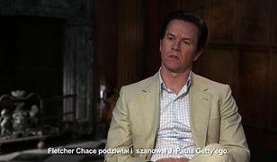 """Mark Wahlberg o niezwykłej roli w filmie """"Wszystkie pieniądze świata"""" [TYLKO W WP]"""