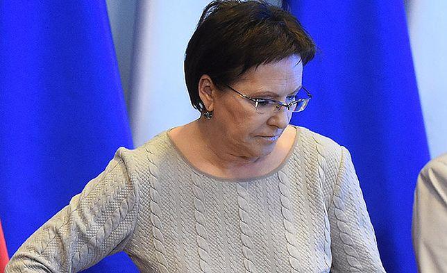 Przełom dla premier Kopacz