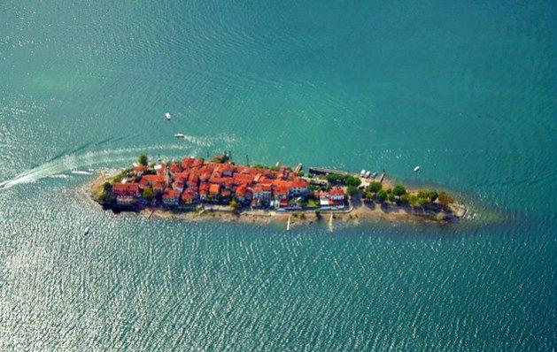 Isola dei Pescatori, Włochy