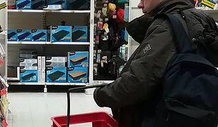Michała Karnowskiego zobaczyliśmy na zakupach w niedzielę