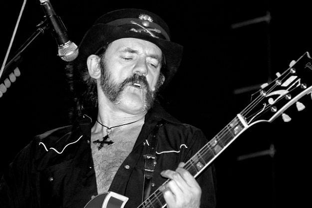 Zmarł lider Motorhead, Lemmy Kilmister