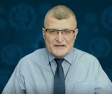 Koronawirus w odwrocie? Dr Paweł Grzesiowski smutno pokręcił głową