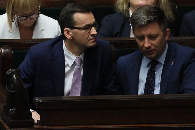 Michał Dworczyk o wyroku TSUE: Może Trybunał Konstytucyjny będzie musiał go ocenić