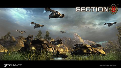 Section 8 również na PS3