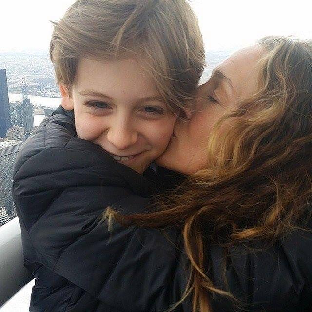 Sarah Jessica Parker z dzieckiem