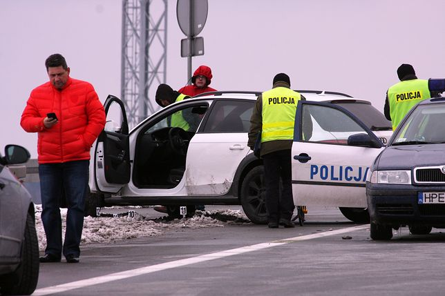 W nocy z soboty na niedzielę w trakcie policyjnej akcji doszło do strzelaniny w miejscowości Wisznia Mała.