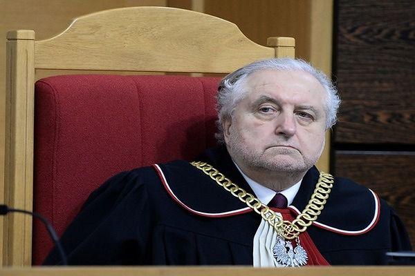 Rzepliński o śledztwie ws. niedopuszczenia sędziów: to bezprawie