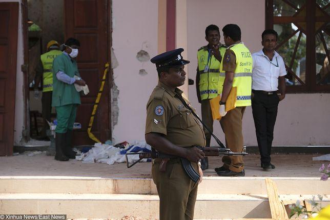 Zamachy na Sri Lance. Tragiczny bilans ofiar
